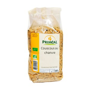 Couscous au chanvre, Priméal