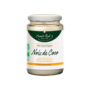 Soigner ses cheveux en été : Huile de coco, Emile Noël