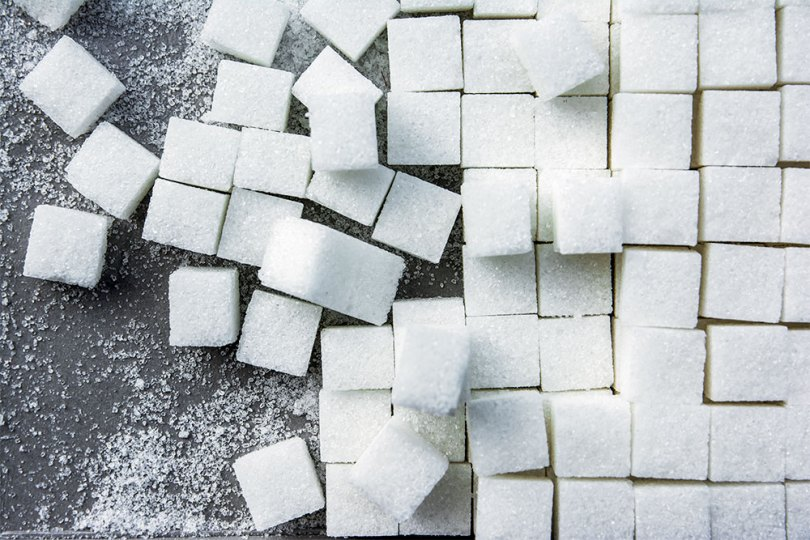 Le sucre aliment de la candidose
