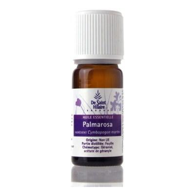 Huile essentielle de Palmarosa contre la transpiration