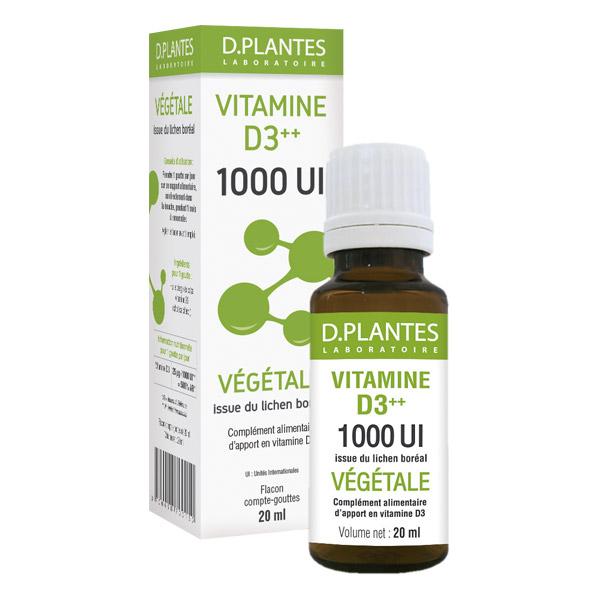vitamine D3 complément