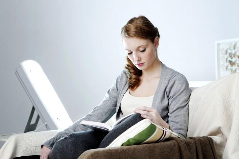 routine anti-déprime : la luminothérapie