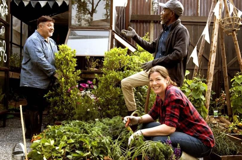 agriculture urbaine : jardins partagés