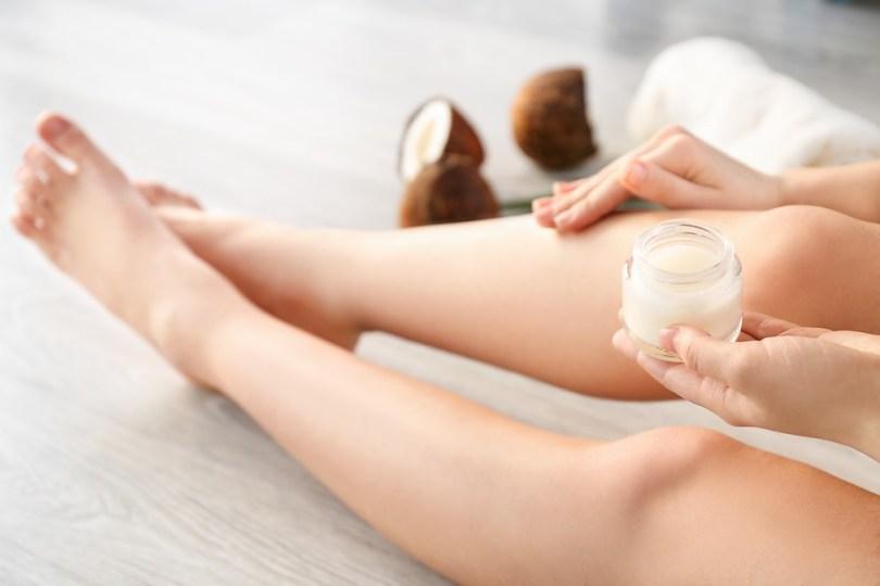 Crème à raser naturelle