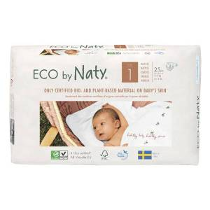 Couches bio ECO by Naty