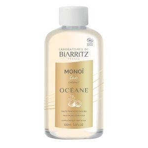 Huile de soin corps / cheveux Monoï & Coco, Laboratoires Biarritz