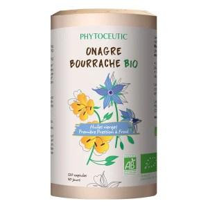 Préparer sa peau au soleil : huiles d'onagre et bourrache bio, Phytoceutic