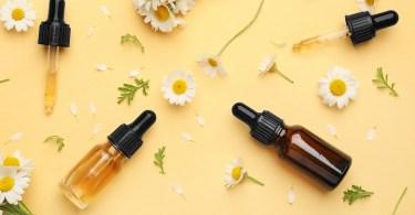 Huiles essentielles pour les massages