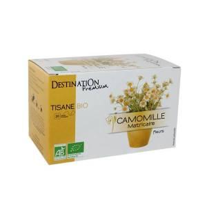 Tisane camomille Destination Premium