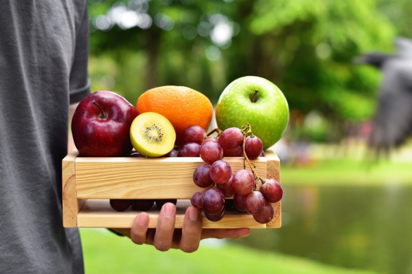 Faire le plein de fruits et légumes pour une rentrée en pleine forme