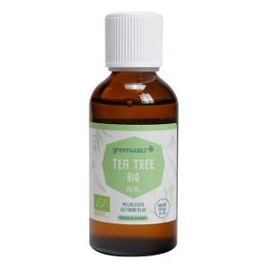 Acné : Huile essentielle de Tea Tree Greenweez