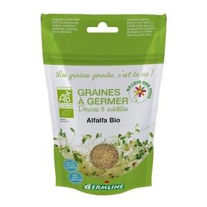 Graines germées : graines à germer Alfafa Germ'line