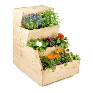 Règle des 5 R : composter (Potager composteur Easy Jardin 500)