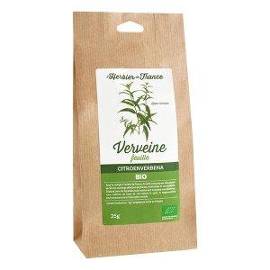 Tisane verveine, Herbier de France