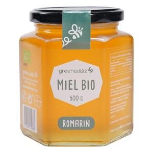 Soulager un bouton de fièvre : miel de romarin, Greenweez