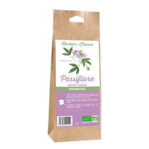Mieux dormir : infusion passiflore, l'Herbier de France
