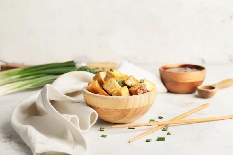 Recettes à base de tofu ferme