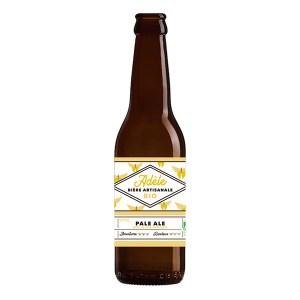Bière bio blonde Pale Ale, Adèle
