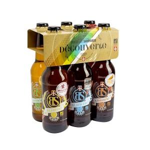 Pack découverte bières, Brasseurs savoyards
