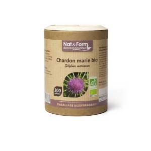 Chardon Marie, Nat & Form