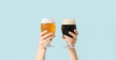 Sélection bière blonde, brune...