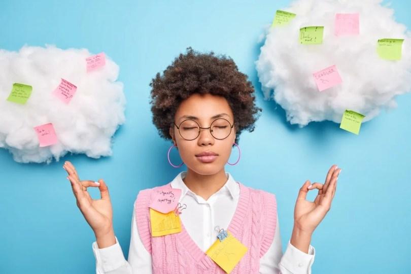 Se détendre pour éviter la mauvaise haleine