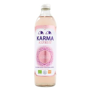 Boisson au kéfir kefruit, Karma