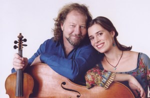 Alasdair Fraser & Natalie Haas (3/9/2017 - the baby grand)