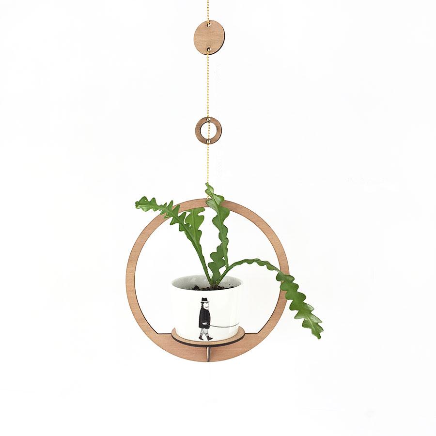 EkoPlantHanger Round - Dutch Design