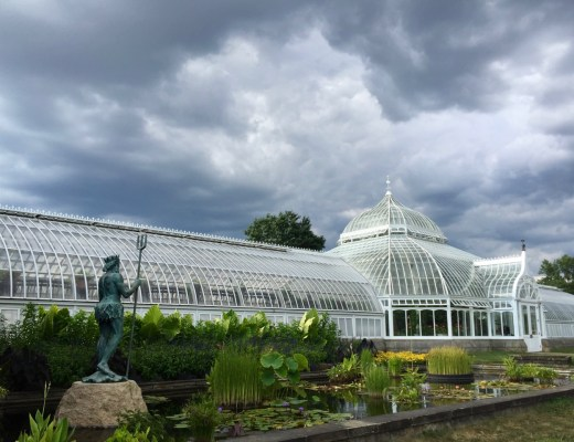 Victorian Glashouse - Visit Phipps Botanical Garden - Photo by Mickey Gast