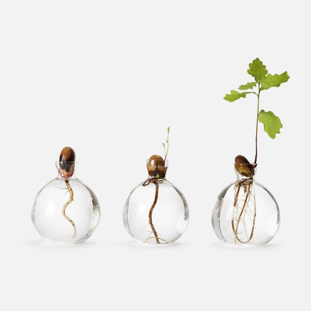 Acorn vase by Estrid Ericson from Iconic Swedish Brand Svenskt Tenn