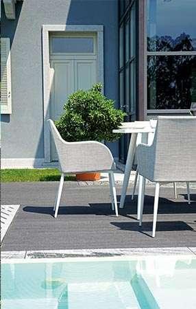 Tavoli e sedie da giardino in ferro: Greenwood Mobili Da Giardino Greenwood Mobili Da Giardino