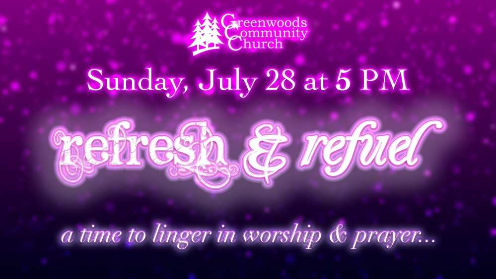 refresh & refuel @ Greenwoods Community Church   Sheffield   Massachusetts   United States