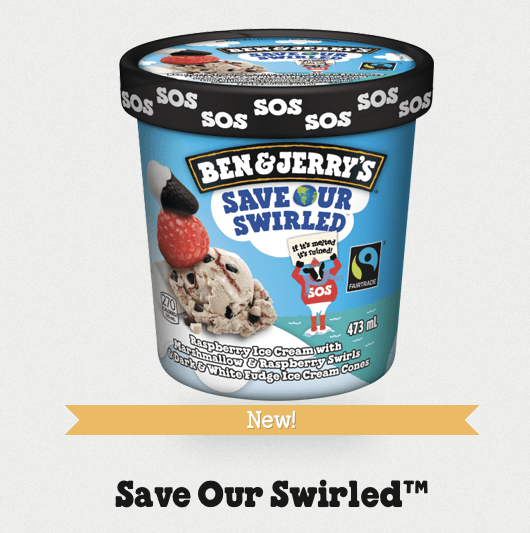 Ben & Jerry's, Save Our Swirled (S.O.S.)