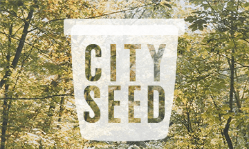 City Seed Advertisement Logo