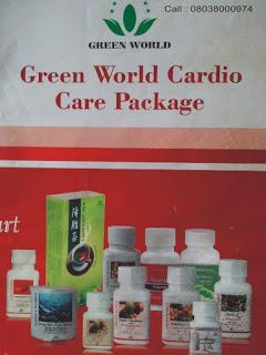 Green World Super Co Q10 Suplement Capsule