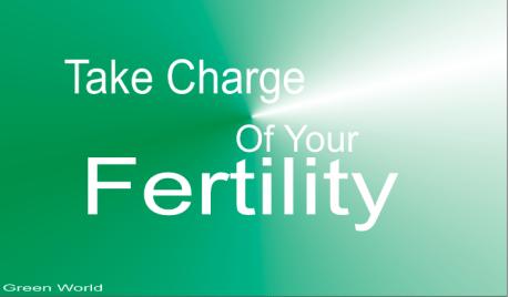 fertiliy with green world