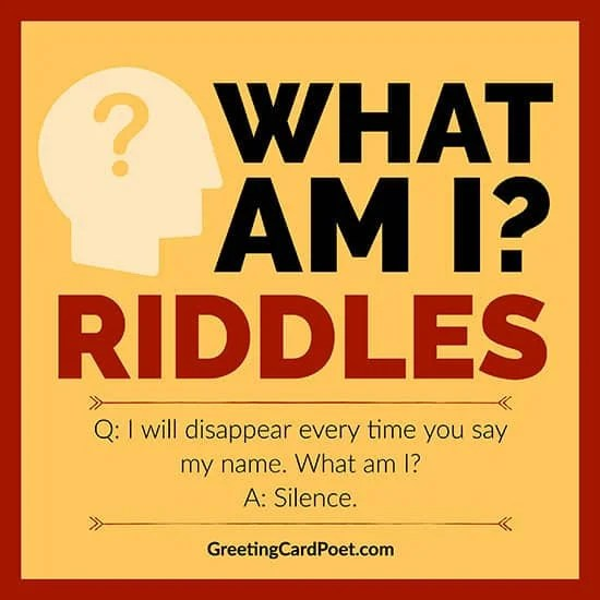 What Am I Riddles To Inspire Kids To Expand Their ...