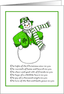 Irish Gaelic Christmas Cards From Greeting Card Universe