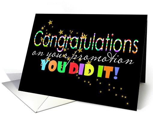 Congratulations Card 217657