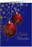 German Christmas Cards From Greeting Card Universe