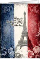 Birthday On Bastille Day Cards From Greeting Card Universe