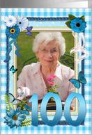 100th birthday invitations from