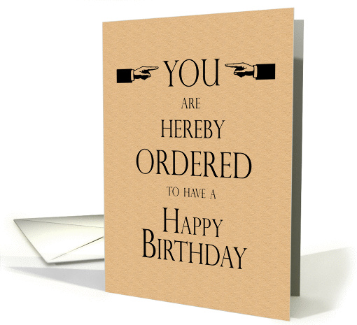 Happy Birthday Lawyer Legal Theme Humor Card 868043