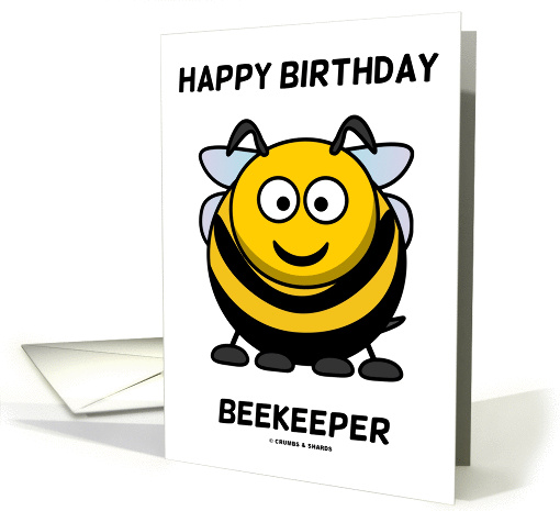 Happy Birthday Apiarist