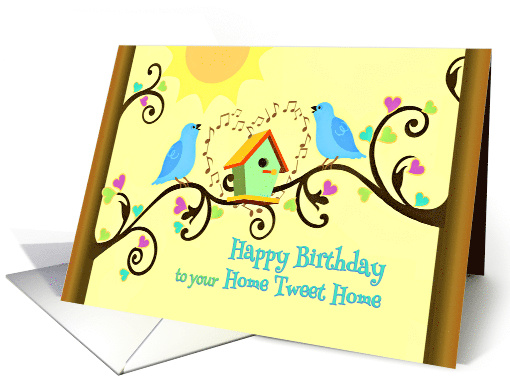 Happy Birthday to your House, Home Anniversary from ...