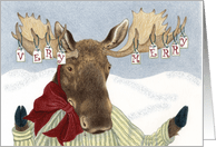 Christmas Cards With Wildlife From Greeting Card Universe