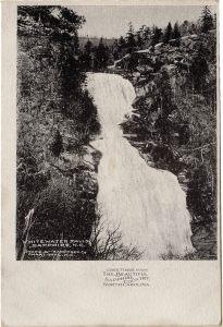 Whitewater Falls Sapphire, NC