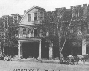 Digital NC - Images of North Carolina - Aethelwold Hotel