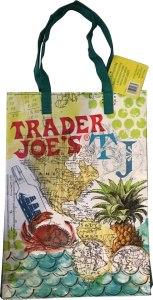 Trader Joe's Reusable Bag – Sail the Culinary Seas